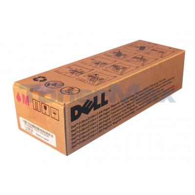 DELL 2130CN TONER CARTRIDGE MAGENTA 2.5K